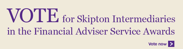 Vote for Skipton Intermediaries in the Financial Adviser Service awards